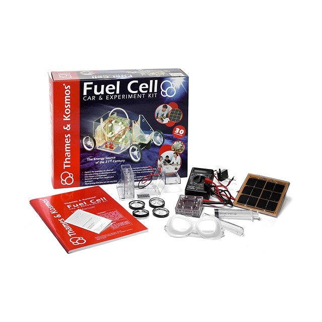 Fuel Cell Car And Experiment Kit | Fun, Educational, Auto