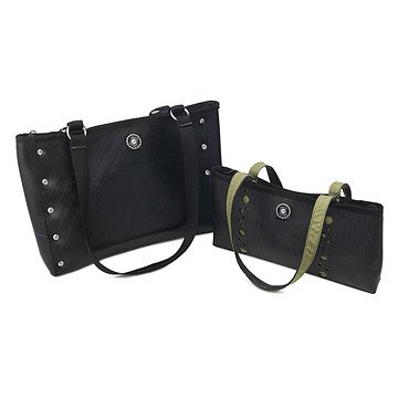 Recycled Rubber Purses