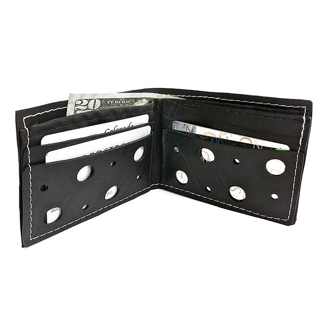 Rubber Bifold Wallet