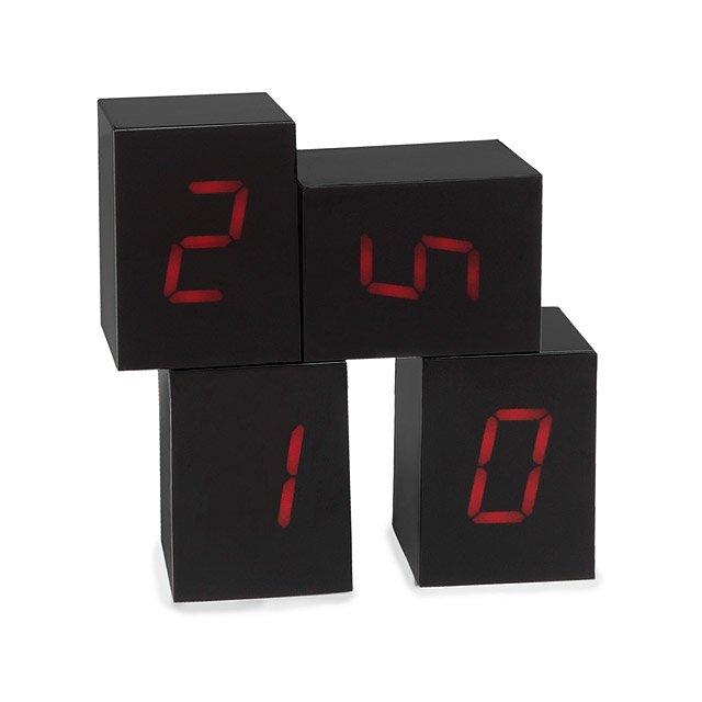 Numbers Led Alarm Clock