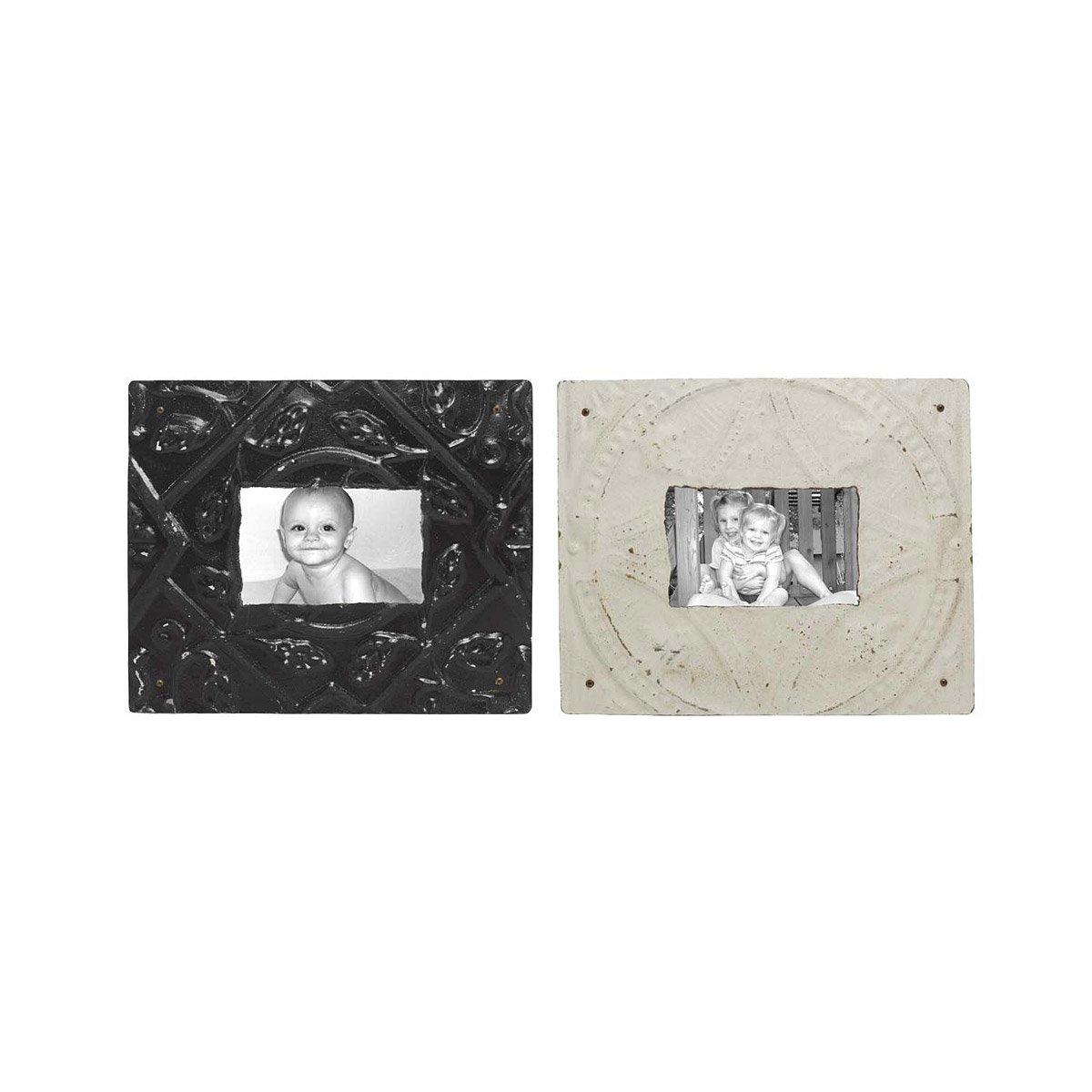Small Reclaimed Tin Frames | Rustic, Handmade, Nostalgic Recycled ...