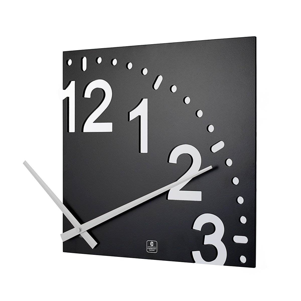 infinity wooden wall clock  modern design sectional clock uses  - infinity wooden wall clock  thumbnail
