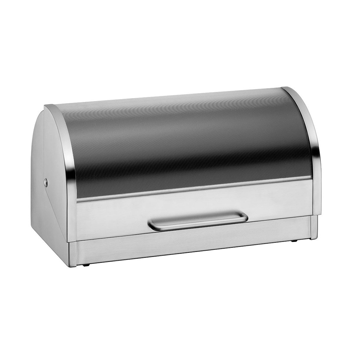 modern breadbox  fresh bread container of stainless steel and  - modern breadbox  thumbnail