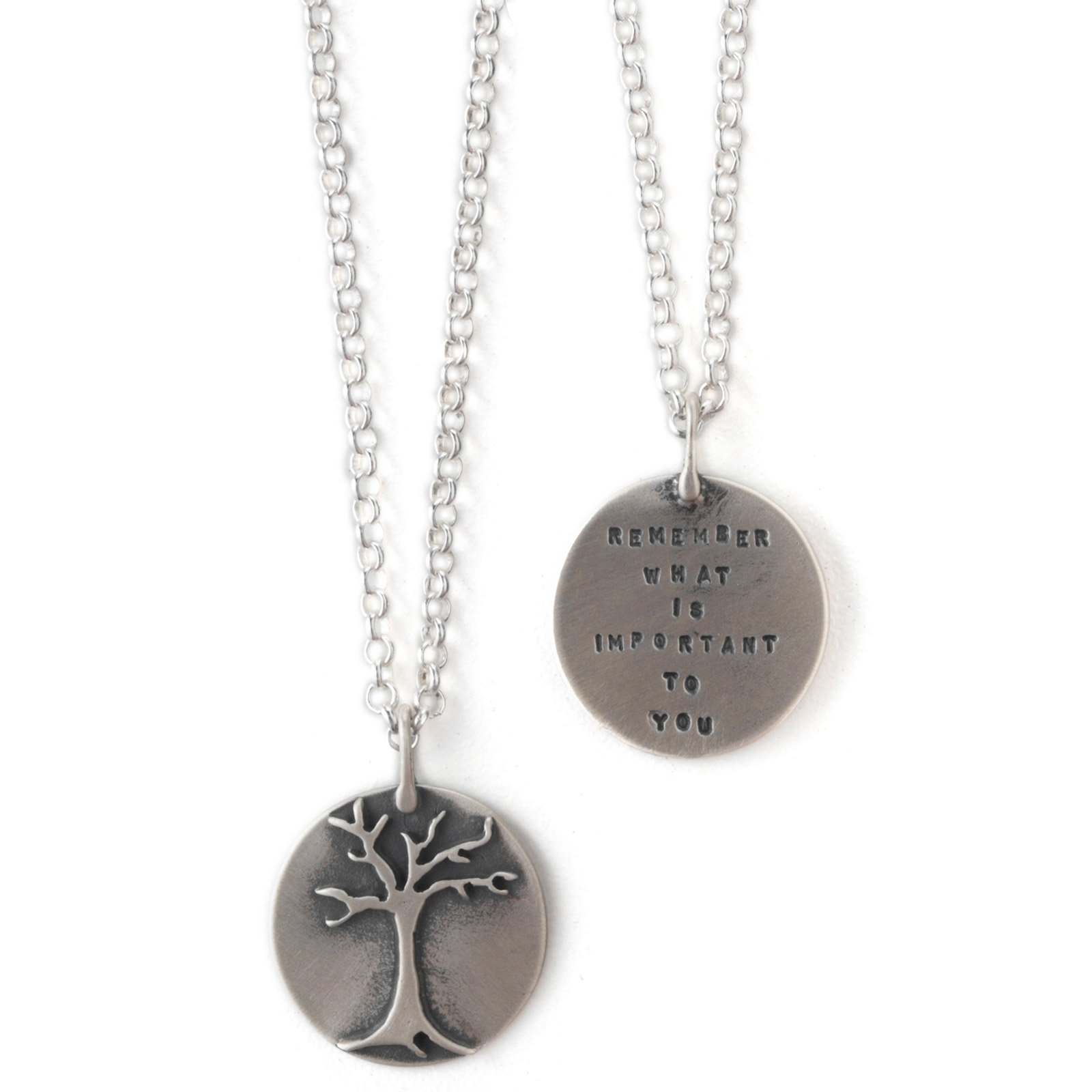 Inspirational Necklaces Quote Jewelry