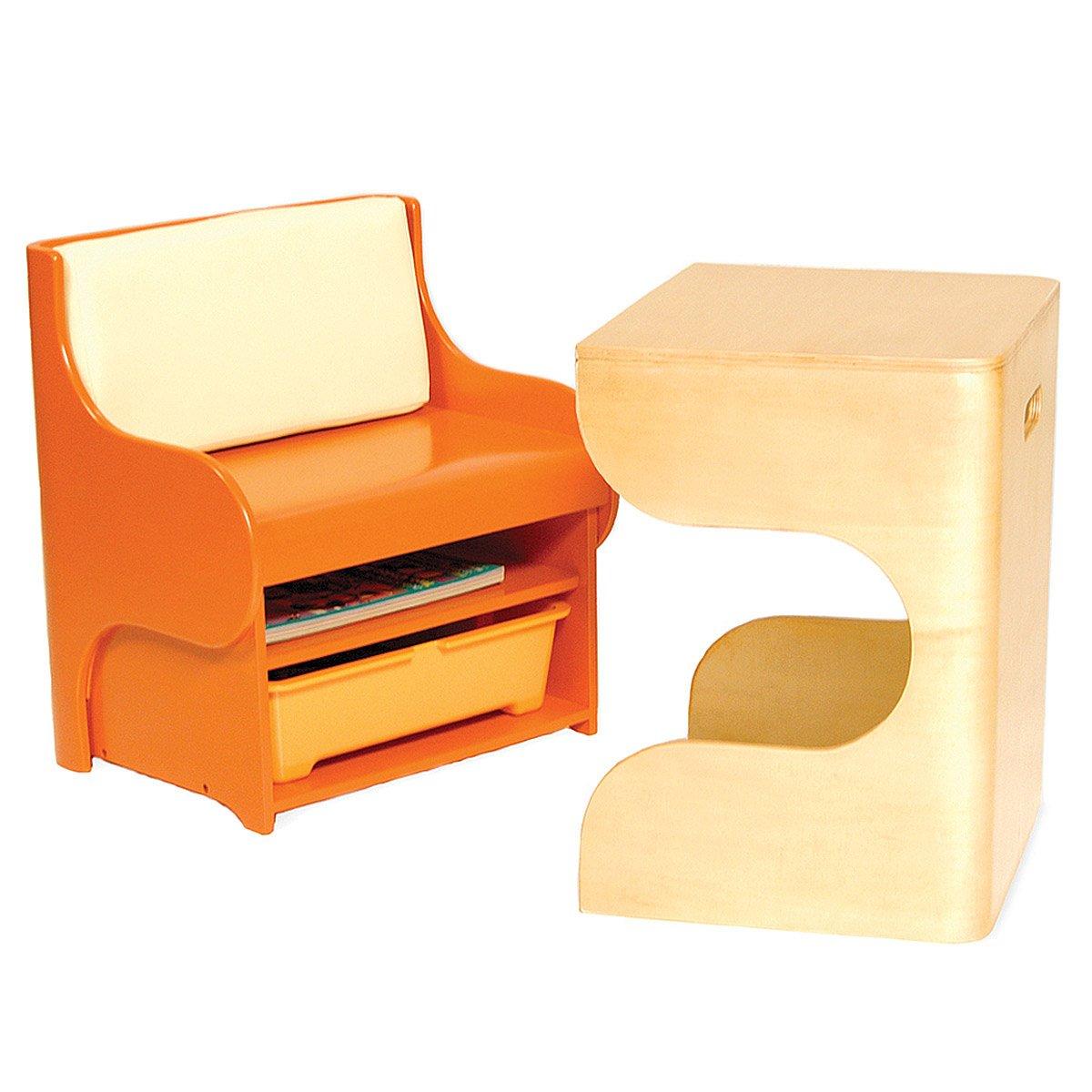 p kolino chair - klick desk and chair set desk for toddlers p'kolino uncommongoods