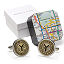 Subway Token Cufflinks 2 thumbnail