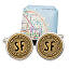 Subway Token Cufflinks 3 thumbnail