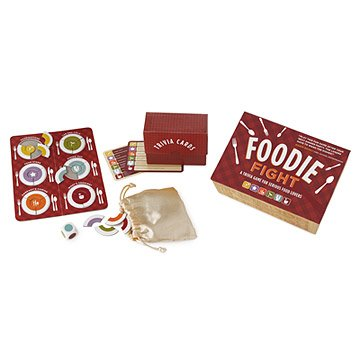 Foodie Fight Game