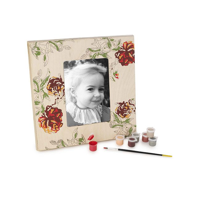 Paint By Numbers Frame   Paint By Number Wood Birch Picture Frames ...