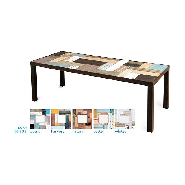 Phenomenal Reclaimed Patchwood Bench Small Coffee Table Margaret Pdpeps Interior Chair Design Pdpepsorg