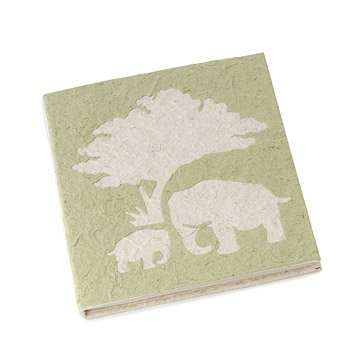 Elephant Poo Paper Journal & Note Box