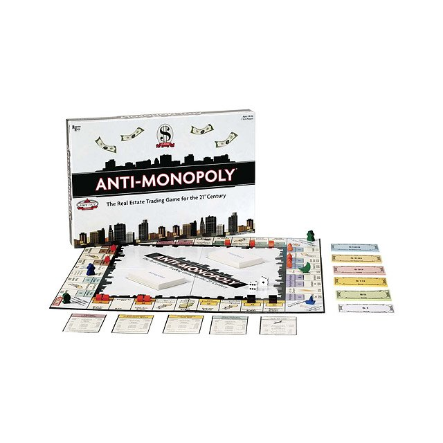 Adult Rules Monopoly: With XXX Rated Rents