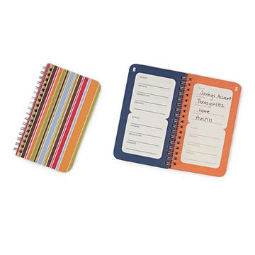 Open Sesame! Password Reminder Book