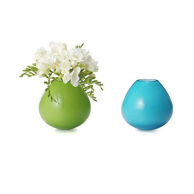 Large Hula Vase Hula Vase Bright Vase Rocking Vase Large