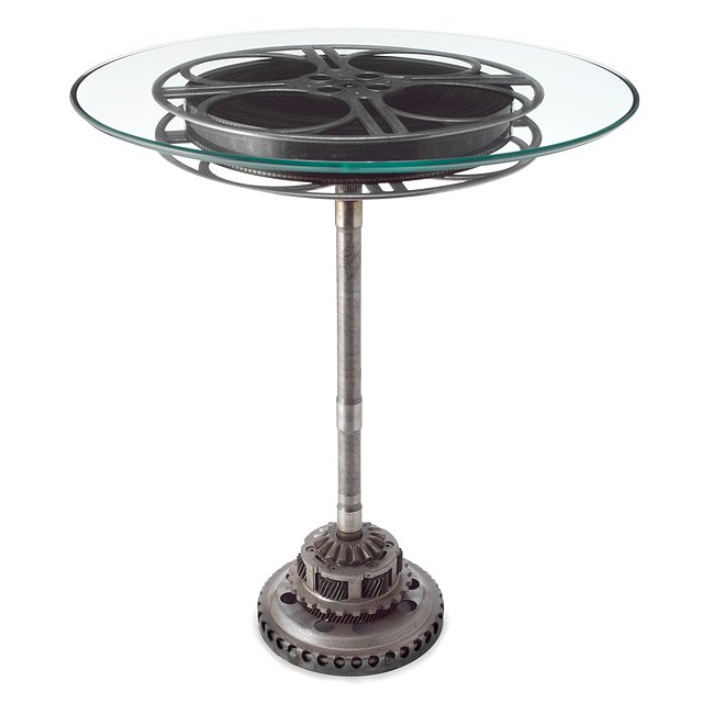 Film Reel Table