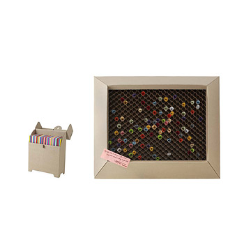 Wishing Wall Frame and WishChest