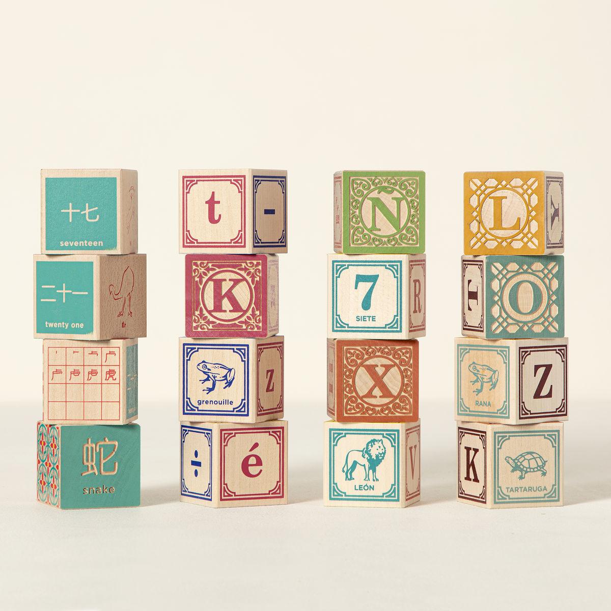 Foreign Language Blocks | Spanish, Mandarin, Chinese, Alphabet ...Foreign Language Blocks 2 thumbnail