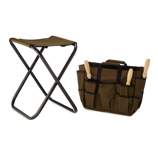 Sensational Gardeners Tool Seat Folding Gardening Stool Uncommongoods Uwap Interior Chair Design Uwaporg