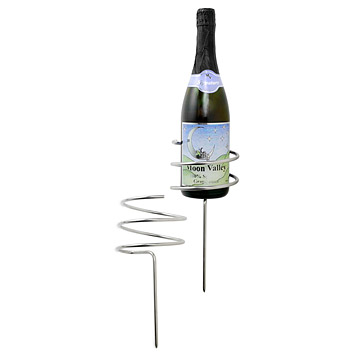 Outdoor Wine Bottle Holder