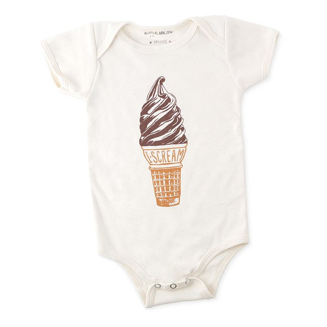IScream Babysuit