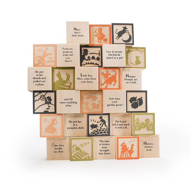 Nursery Rhyme Blocks