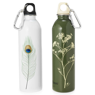 Stainless Steel Water Bottles - Nature