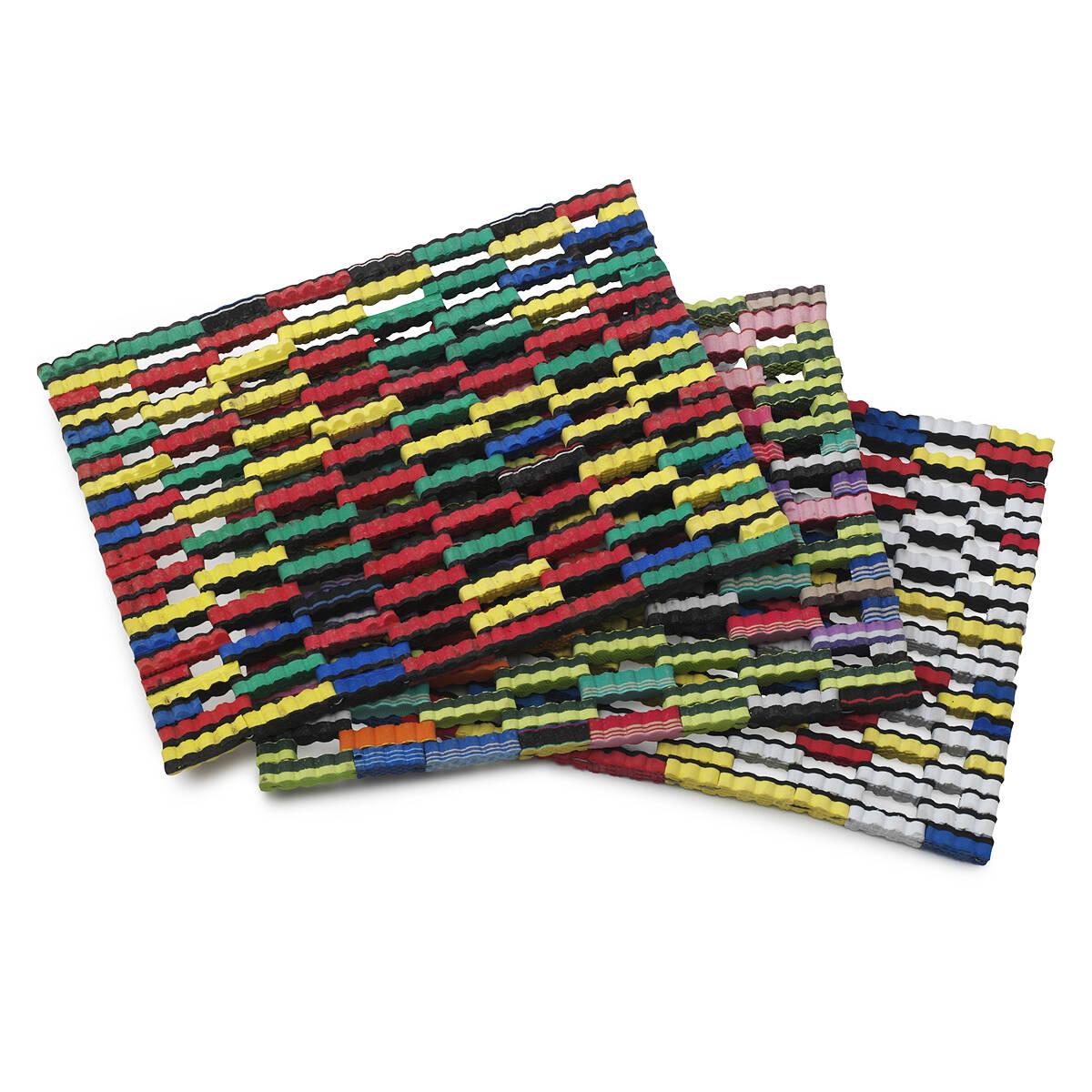 Flip Flop Mat   Recycled Rubber Doormat, Welcome Mat   UncommonGoods