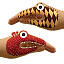 Monster Hand Tattoo Sets 5 thumbnail
