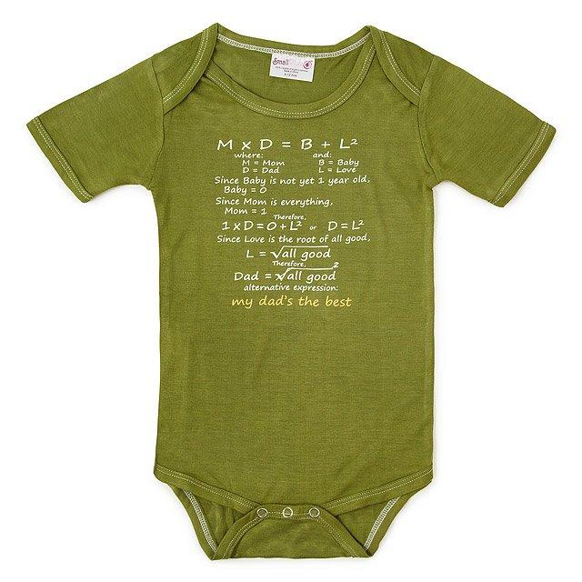 b6dfbb7ef Equation Babysuit | Math, Dad, I, Love, Baby, Infant, Suit, One ...