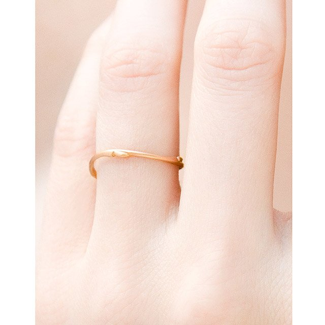 Willow Stackable Wedding Rings 4
