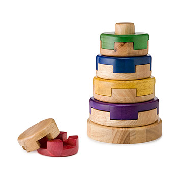 Puzzle Stacker