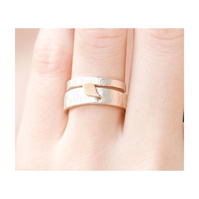 Grow Together: Women's Wedding Bands 2