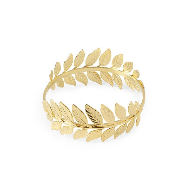 Fern Leaf Bangle