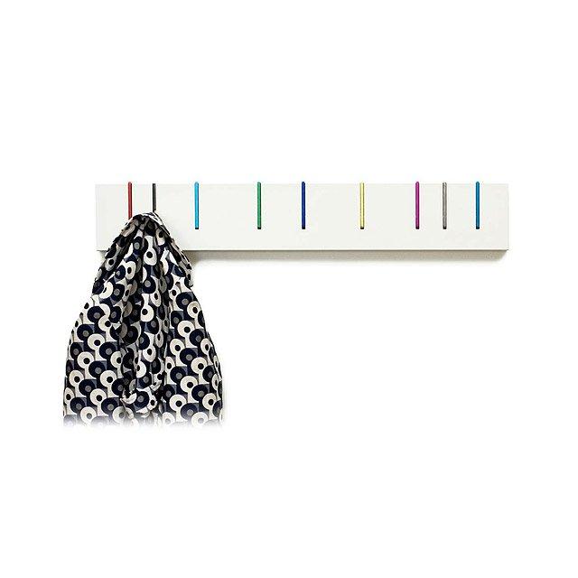 Symbol Coat Rack Modern Minimal Hooks Wall Uncommongoods