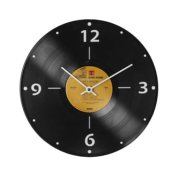Unusual Unique Clocks Recycled Clocks Cool Clocks UncommonGoods