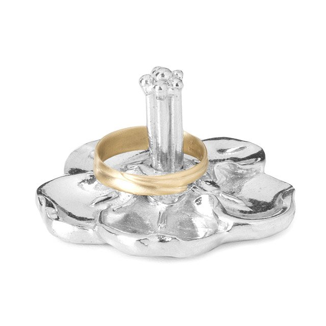 Forget Me Not Ring Stand