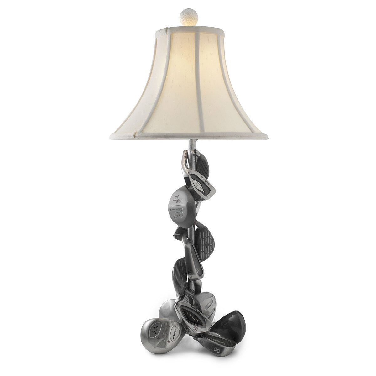 Attractive Golf Club Candlestick Lamp 1 Thumbnail