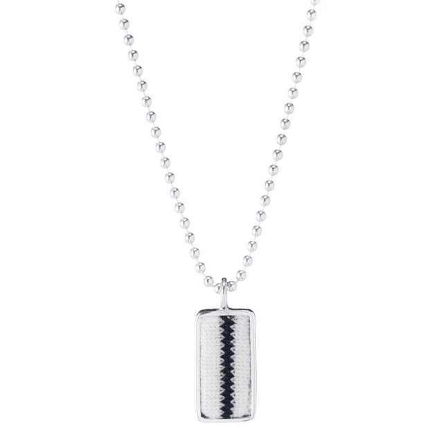 Pinstripe Necklace