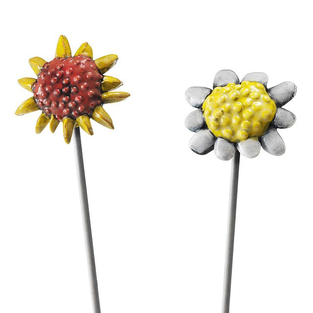 Stick-In-The-Muds: Daisy & Sunflower