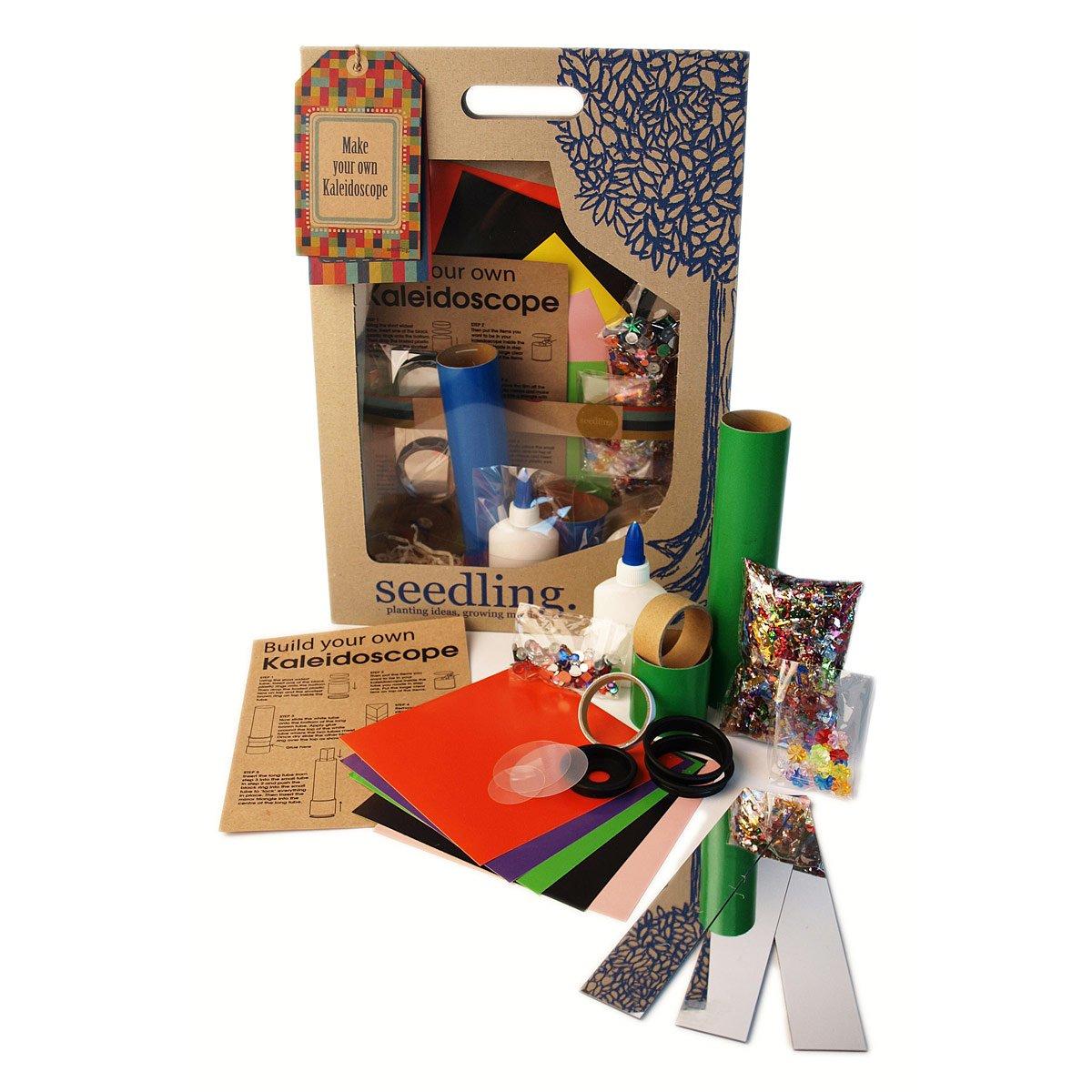 Diy Toys: Make Your Own Kaleidoscope Set