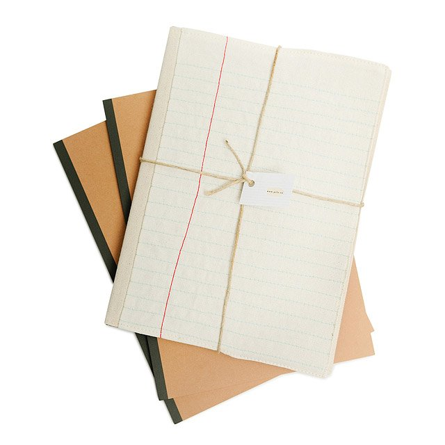 Lined Paper Notebook