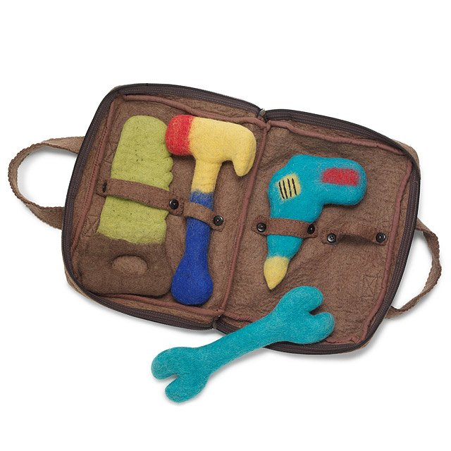Felted Tool Set