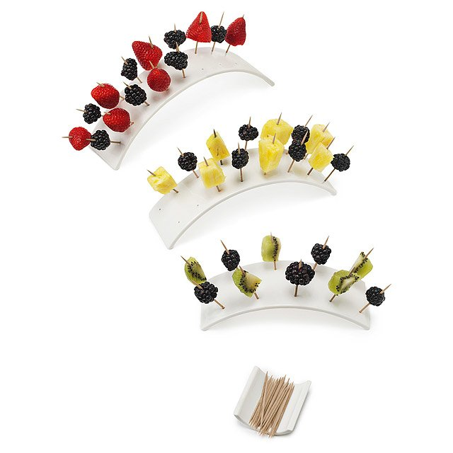 Rainbow Hors D'oeuvres Set 2