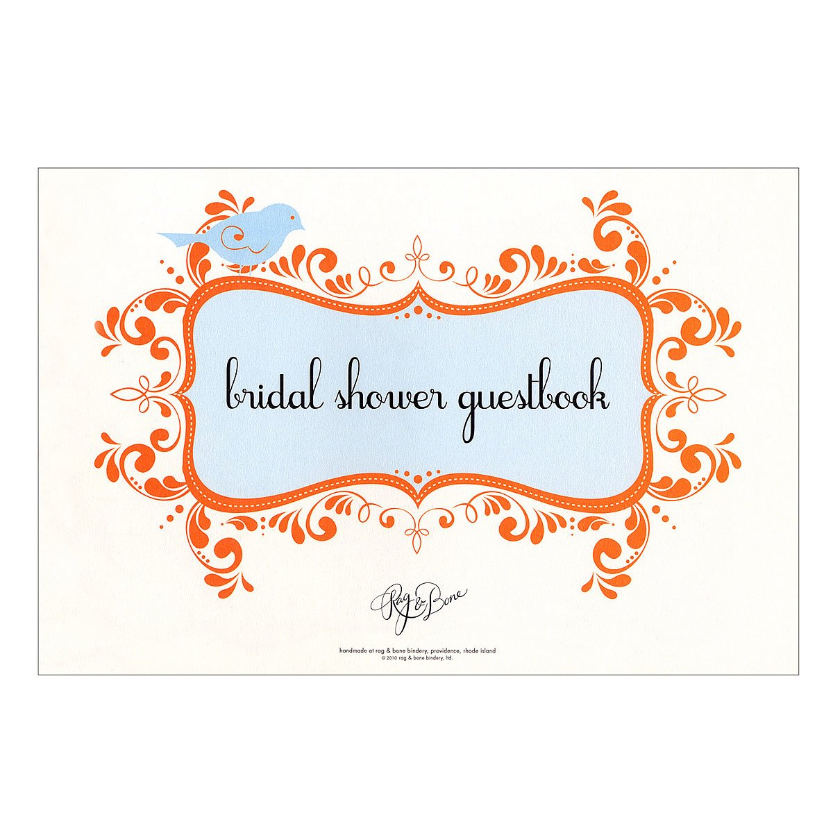 Bridal Shower Guest Book 2 Thumbnail