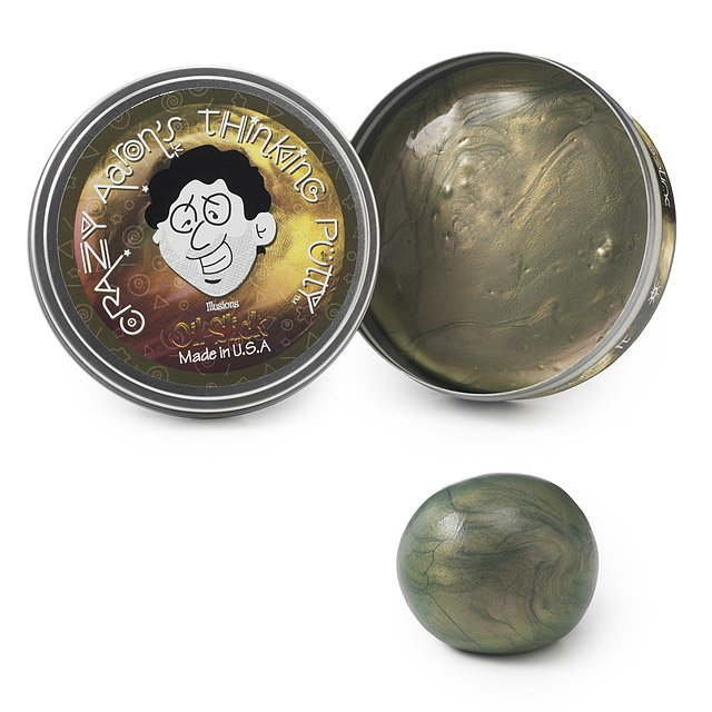 Oil Slick Putty