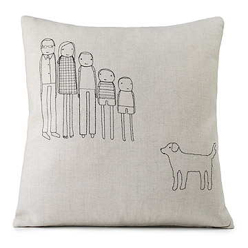 personalized-family-pillow