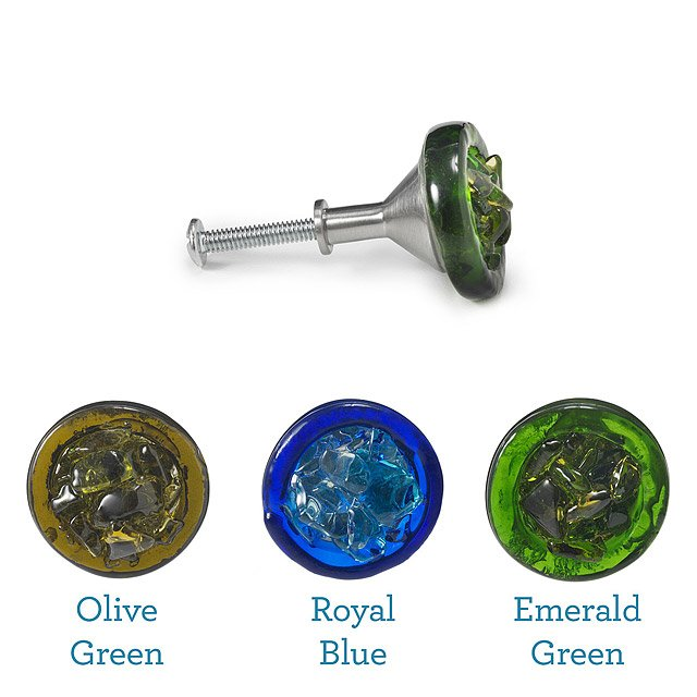 Round glass cabinet knobs Bubble Glass Round Glass Drawer Pulls Or Cabinet Knobs Uncommongoods Round Glass Drawer Pulls Or Cabinet Knobs Knobs Home Decor