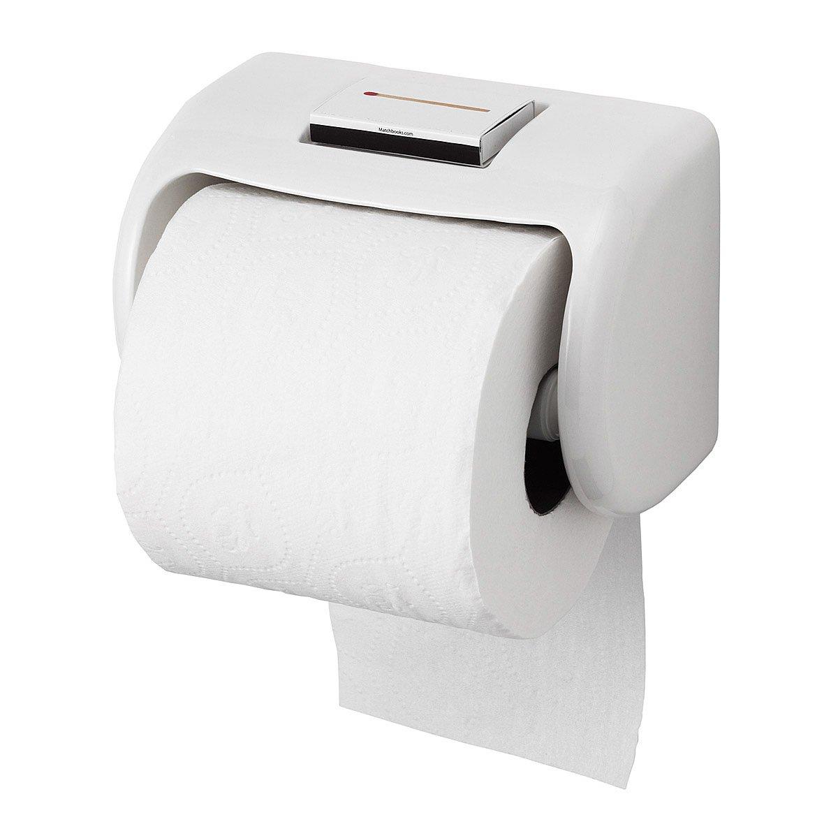 Matchbox Toilet Paper Dispenser 1 Thumbnail
