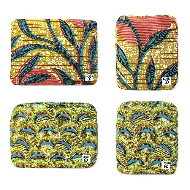 Patterned Macbook and iPad Cases