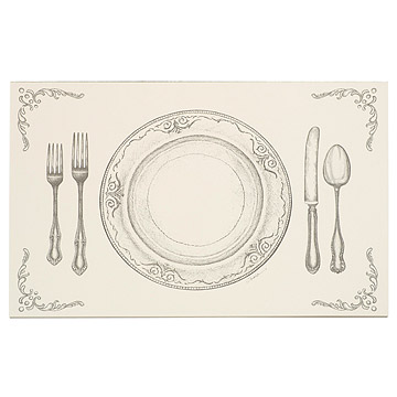 Perfect Setting Placemats